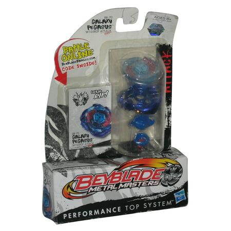 Beyblade Metal Masters Galaxy Pegasus Attack Battle Top Toy BB70