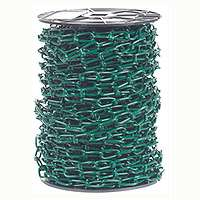 CAMPBELL PE0722027 2/0 Inco Dblloop Chain Green 125Ft G1019685