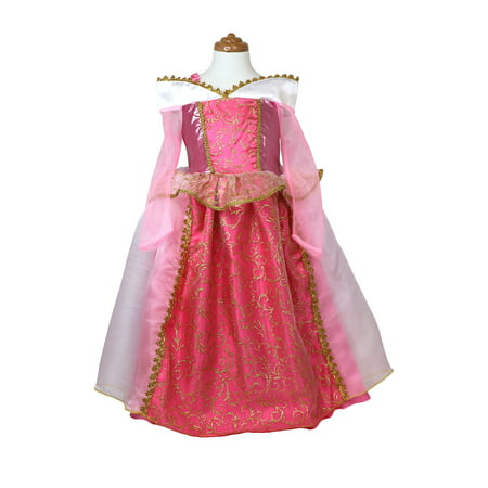 All Dressed Up Glamour Princess Dress with Tiara - Cool People To Dress Up As