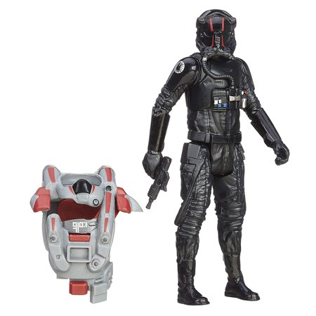 Star Wars Villain Pilot Deluxe Action Figure, Create adventures and scenes from Star Wars entertainment By Hasbro](Scene Wigs For Sale)