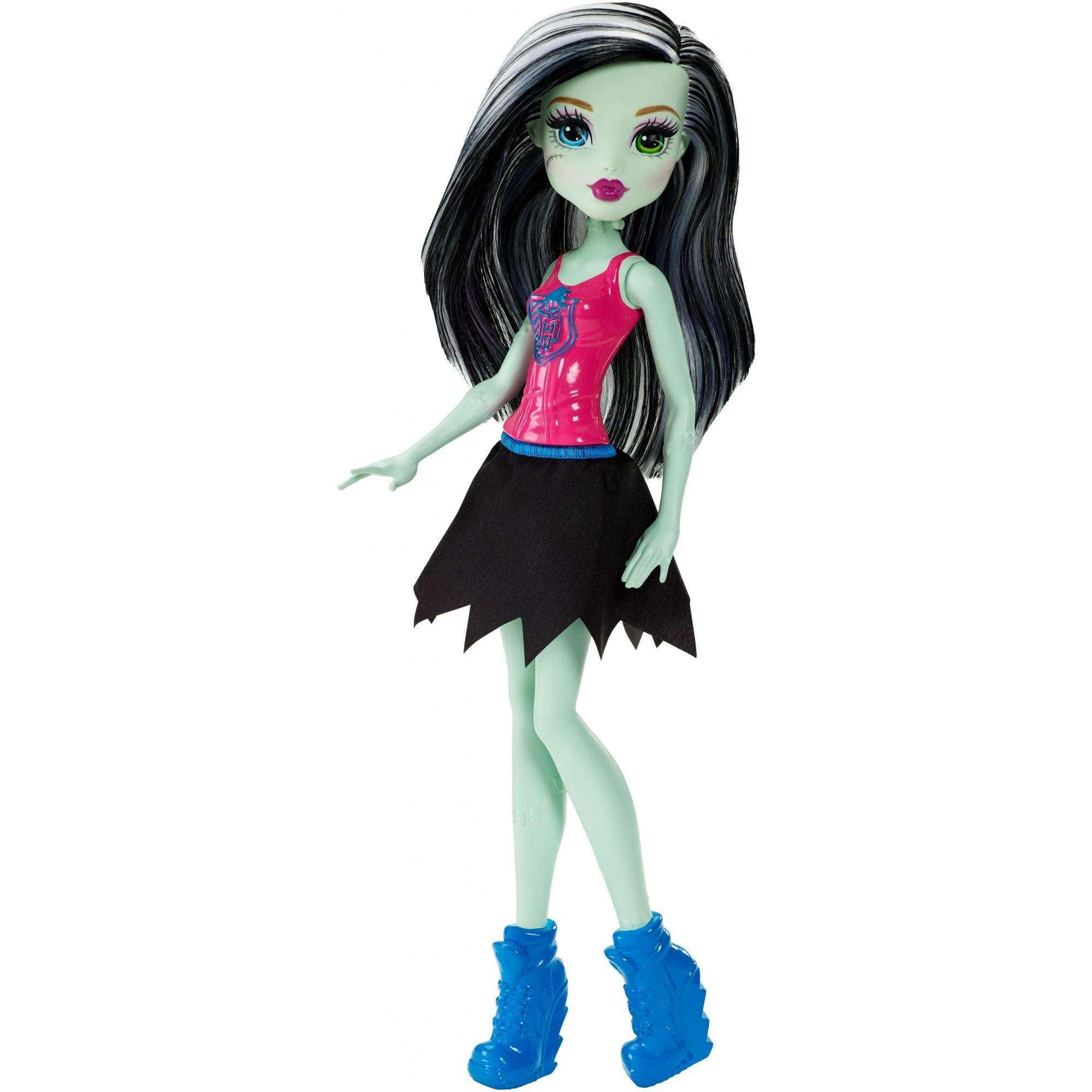Monster High Ghoul Spirit Frankie Stein Doll by Mattel