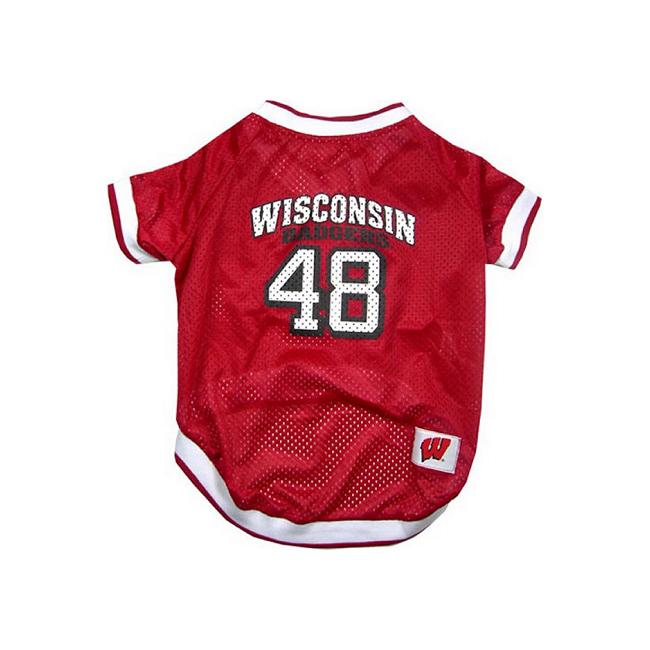 Wisconsin Badgers Jersey Medium