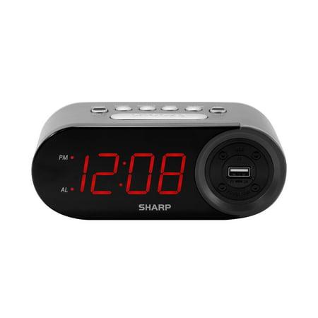 Alarm Century Single - Sharp Single USB Alarm