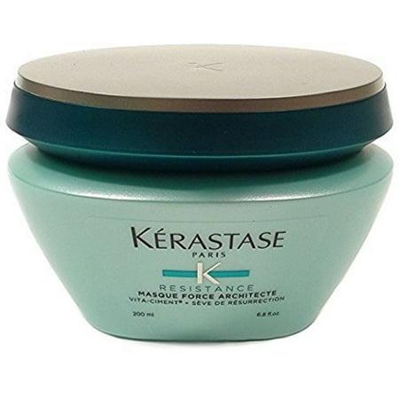 Force Vector Masque - Kerastase Resistance Hair Masque Force Architecte Hair Mask, 6.8 Oz