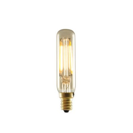Bulbrite Industries 2W 120-Volt (2200K) T6 Radio Tube Light Bulb (Set of 4)