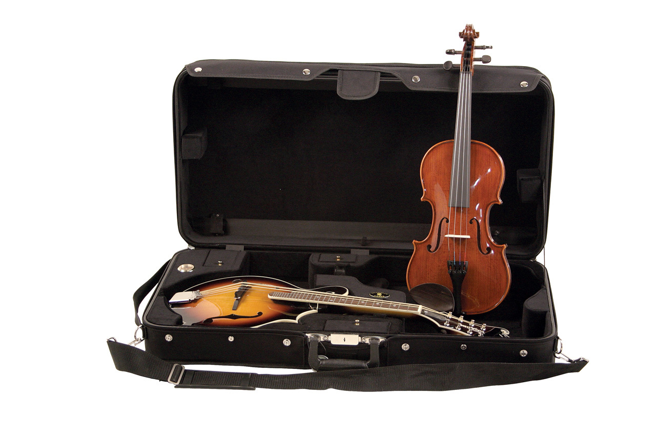 Guardian CV-032-M Violin and Mandolin Case Multi-Colored by Guardian Cases
