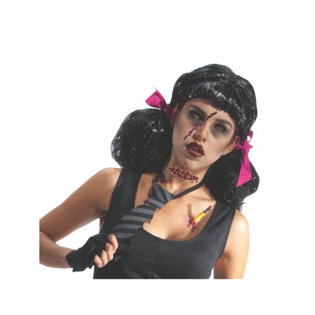 Stitch Zombie Tattoo - Stitch Costume