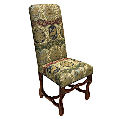 Chateau DuMonde Coat of Arms Dining Side Chair