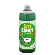 Eco Clean - Natural Dish Soap Apple and Thyme - 25.3 oz.