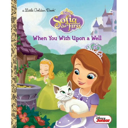 When You Wish Upon a Well (Disney Junior: Sofia the - Halloween Well Wishes