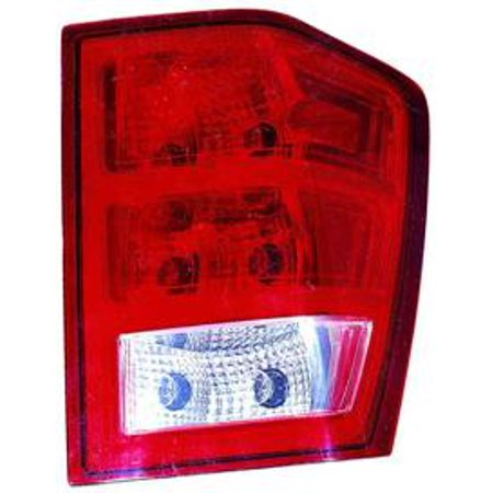 go parts 2005 2006 jeep grand cherokee rear tail light. Black Bedroom Furniture Sets. Home Design Ideas