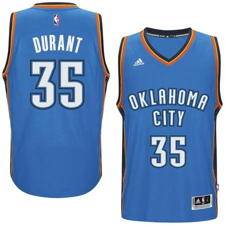 promo code 04ecd f6c6a Kevin Durant Oklahoma City Thunder NBA Swingman Road Replica ...