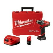Milwaukee Electric Tools MLW2503-22 M12 Fuel 0.5 in. Drill Driver Kit