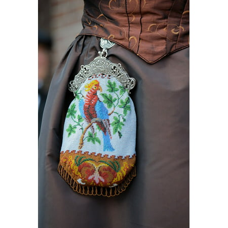 Canvas Print Show Tradition Dutch Costume Clothing Holland Stretched Canvas 10 x 14 - Holland Halloween Traditions