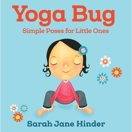 Yoga Bug Simple Poses for Little Ones (Board