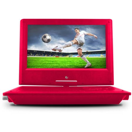 Click here for Ematic EPD919BTP 9 Portable DVD Player Pink prices