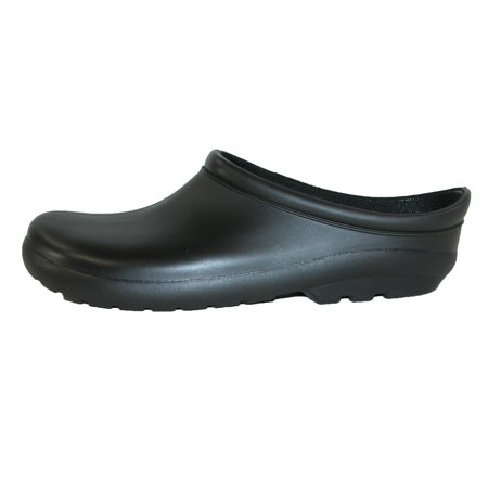 b5cb8f7ad5096 Sloggers Size 12 Black Mens Premium Garden Clog 261BK12