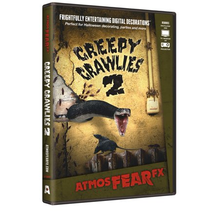 AtmosFearFX Digital Decoration Halloween DVD - Halloween Scream Store