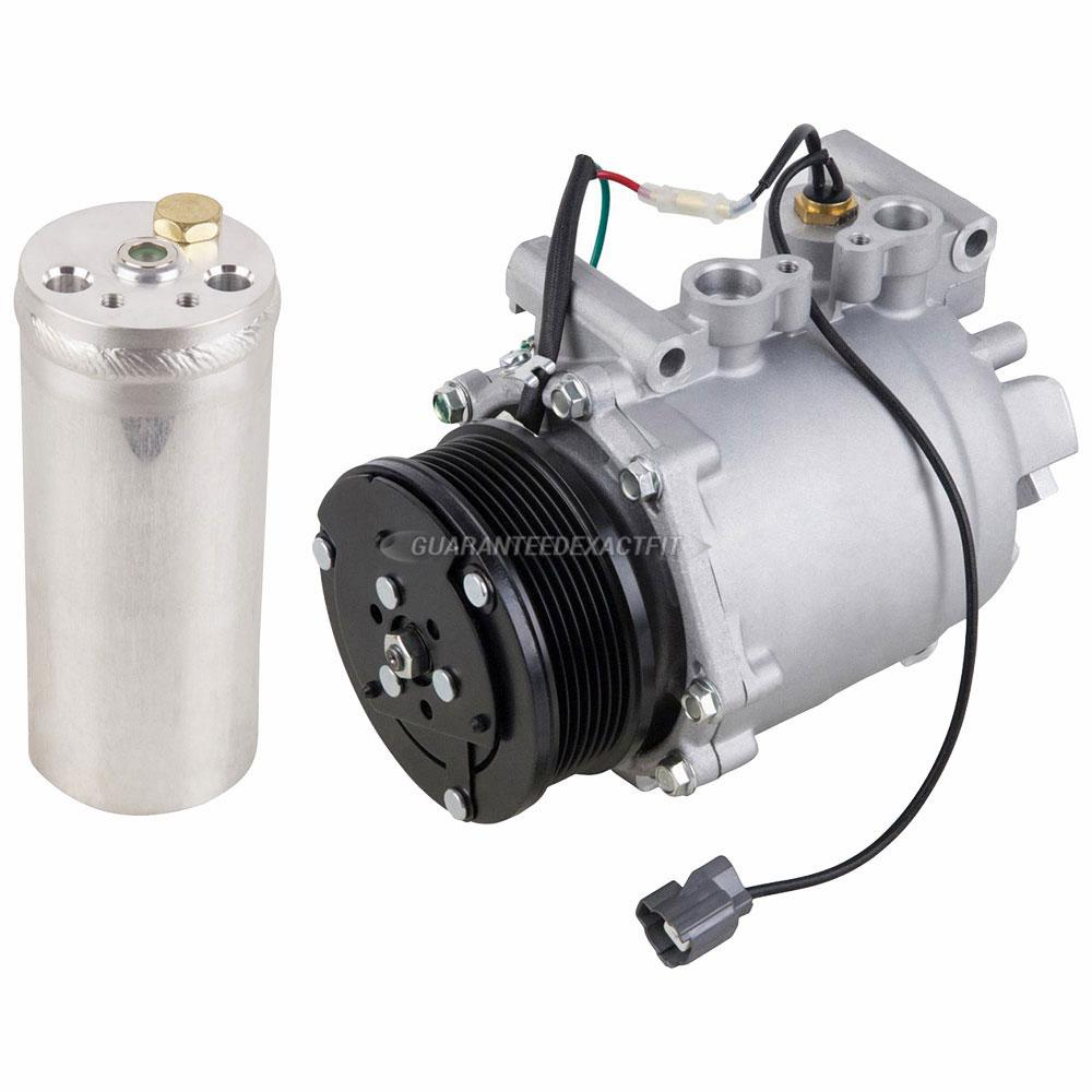 For Acura RSX & Honda Civic AC Compressor W/ A/C Drier