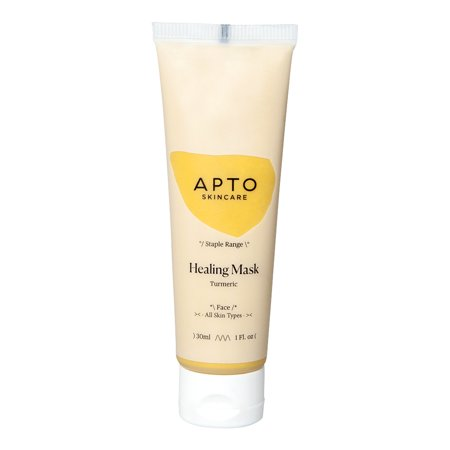 Turmeric Antioxidant Facial Mask - APTO Skincare Healing Turmeric Mask