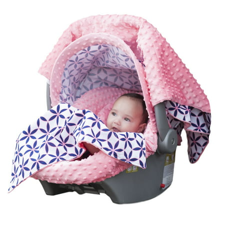 Carseat Canopy 5 Pc Whole Caboodle Baby Car Seat Cover Set No Included