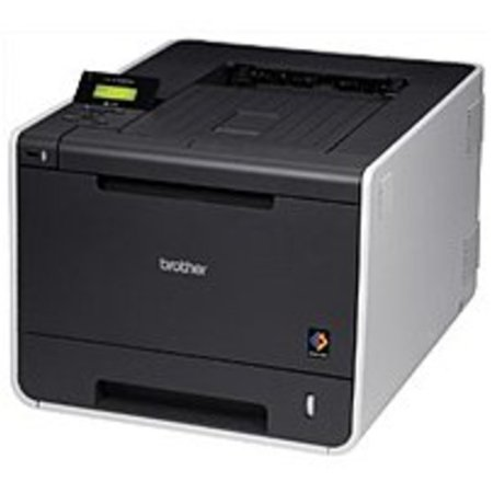 brother hl 4150cdn color laser printer 25 ppm 2400 dpi x 600 refurbished. Black Bedroom Furniture Sets. Home Design Ideas