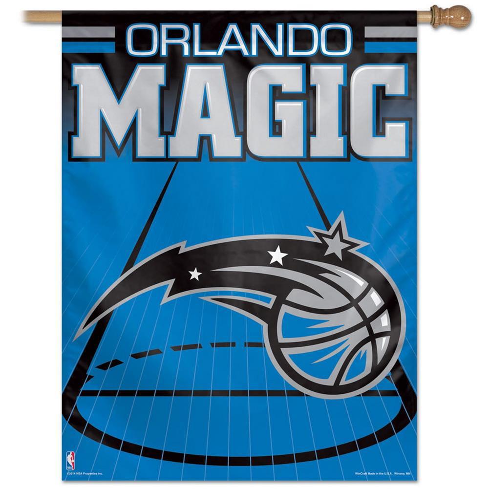 Orlando Magic Vertical Outdoor House Flag