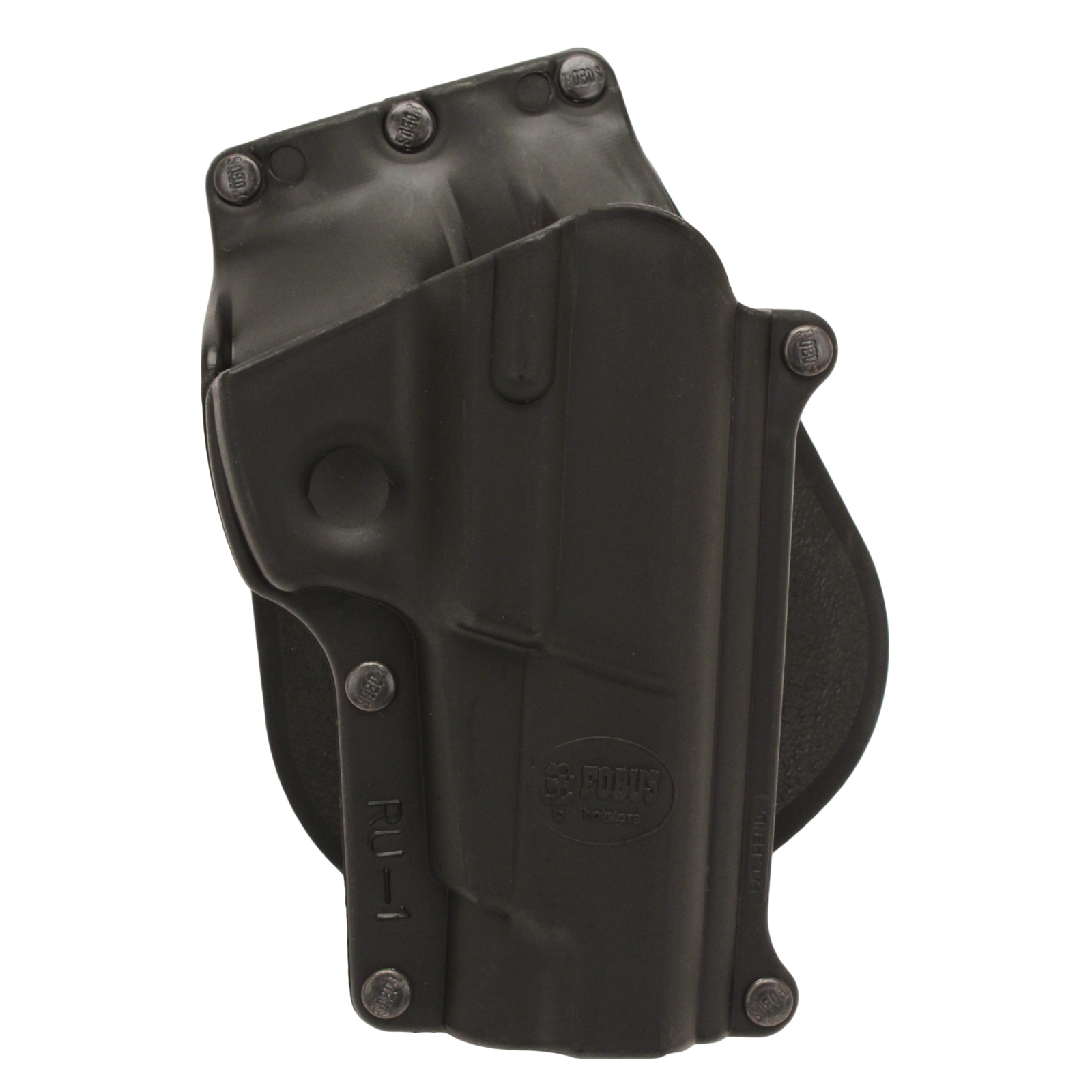Fobus Roto Holster, Ruger P85P, 89 Lg. Auto 9mm, .40 cal Paddle Style by Fobus