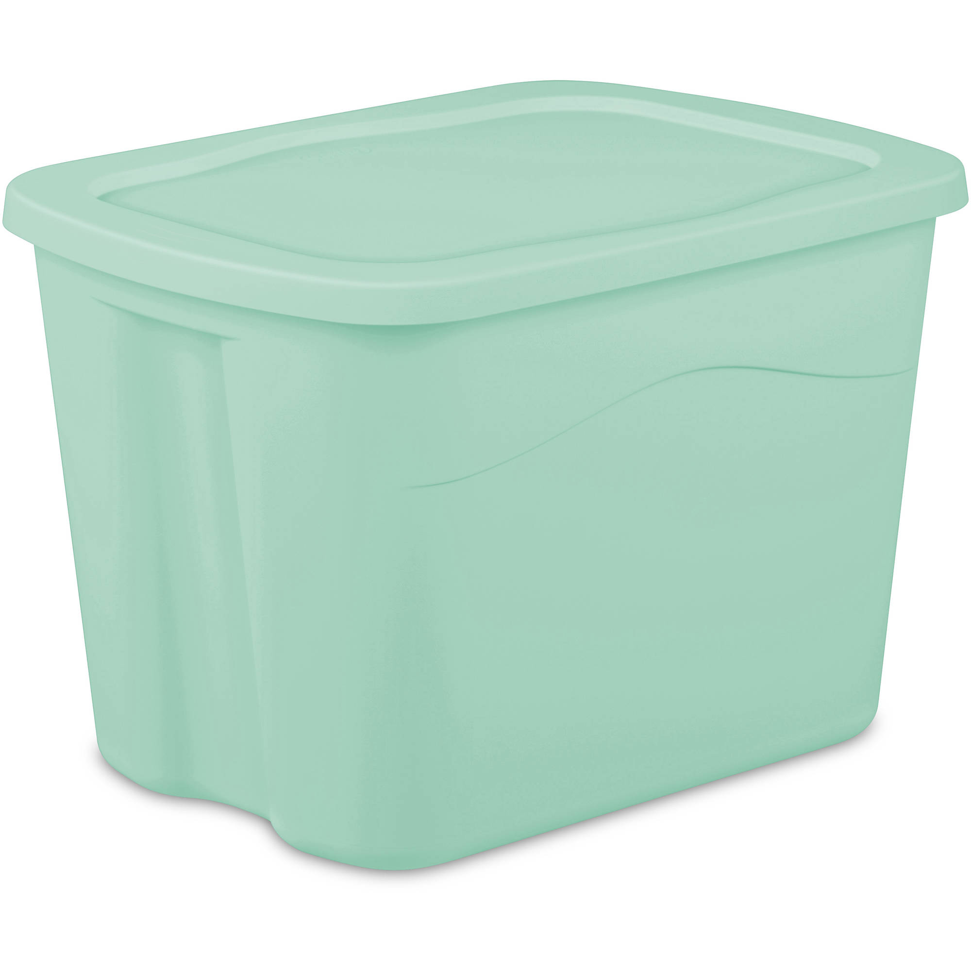 Sterilite 58 Quart Storage Box Racer Red Available In