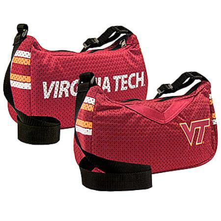 Virginia Tech Hokies Jersey Purse Handbag