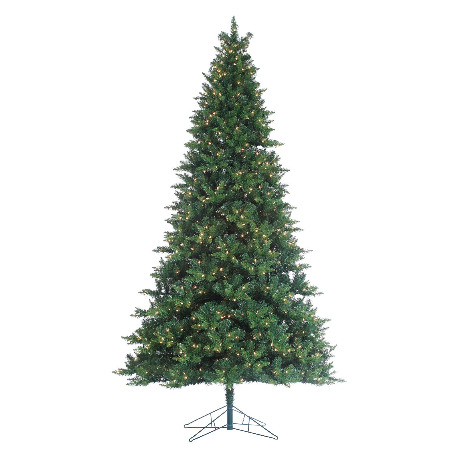 Sterling Longwood Pine Full Pre-lit Christmas Tree