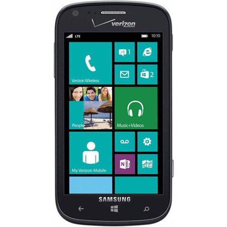 Samsung Ativ Odyssey I930 Smartphone  Black
