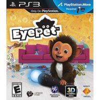 Refurbished Eyepet Game For PS3 PlayStation 3