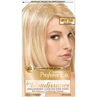 L'Oreal Paris Superior Preference Fade-Defying Shine Permanent Hair Color, 1 kit
