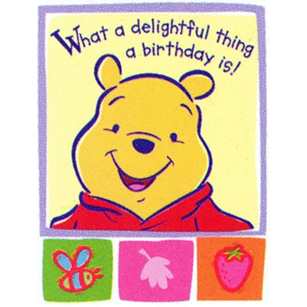 Pooh Fun Invitation