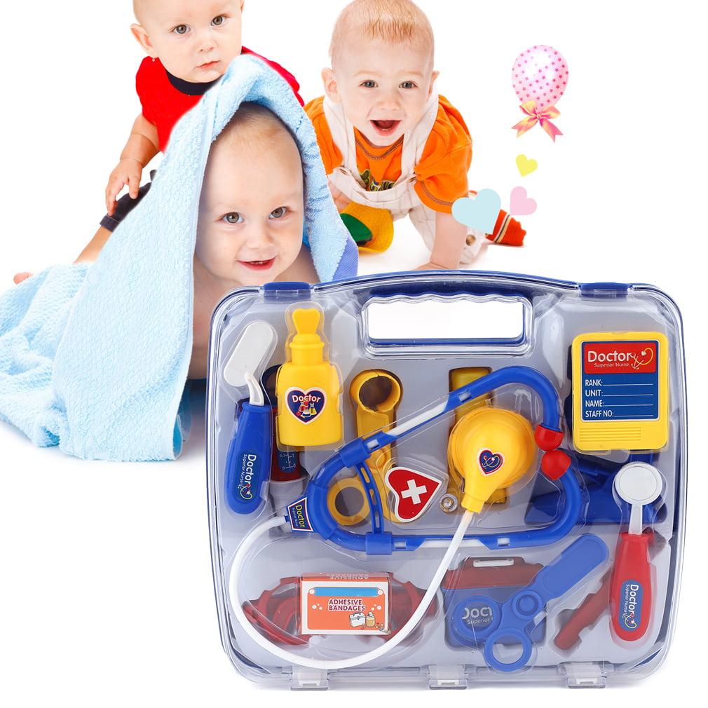 Doctor Kit Kids Pretend Play Toy 345 Year Old Boys Girls Birthday