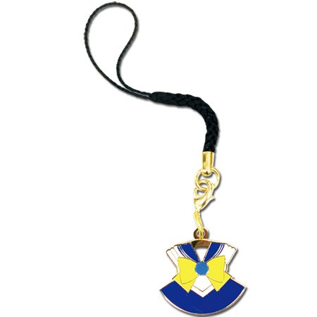 Cell Phone Charm - Sailor Moon - New Sailor Uranus Costume Licensed - Cell Phone Costume