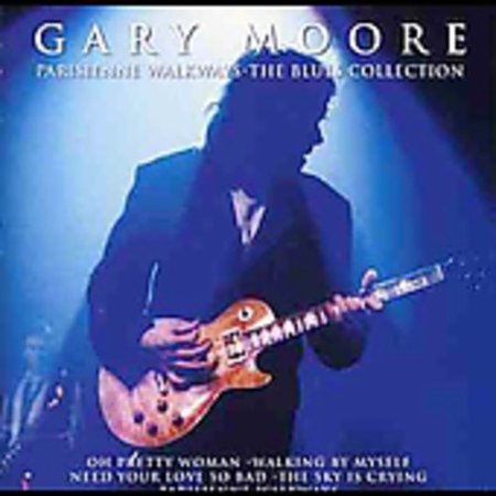 Blues Collection (CD) (Gary Moore Still Got The Blues)