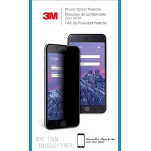 "3M Privacy Screen Protector for Apple iPhone 6 Plus - 5.5""iPhone"