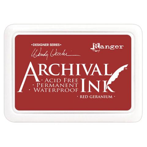 Wendy Vecchi Archival Ink - Waterproof -Cornflower Blue