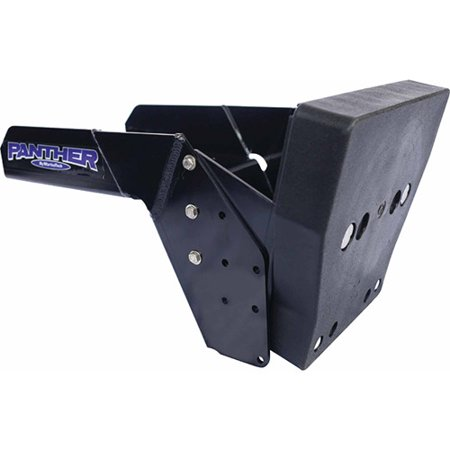 Panther Swim Platform Outboard Motor Bracket for 2 and 4 Stroke Motors up to 15 HP