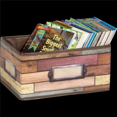 Teacher Created Resources TCR20913 Reclaimed Wood Small Storage - Teacher Supply Store Houston