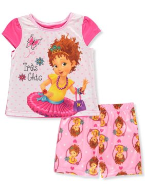 f9e4c40f Product Image Fancy Nancy Girls' 2-Piece Pajamas