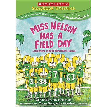 Miss Nelson Has A Field Day (DVD)