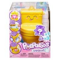 Pooparoos Gold Toilet Surpriseroos Figure (Styles May Vary)