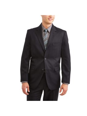 George Big Men's Microfiber Performance Sport Coat