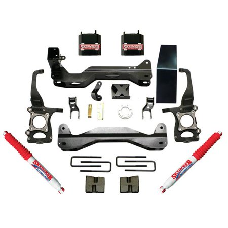 4.5 in. Component F150 Box for Suspension Lift
