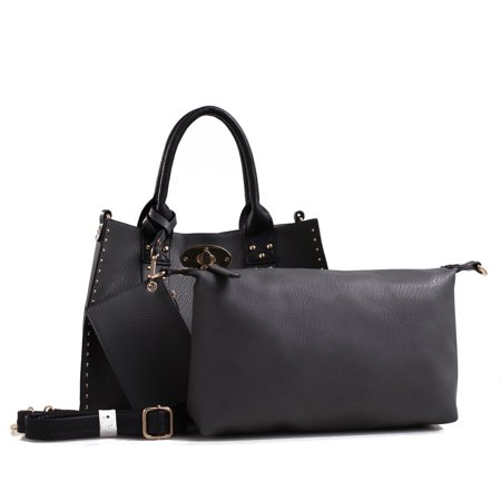 - MKF Collection by Mia K Farrow Elissa Satchel Handbag