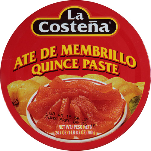 ***Discontinued by Kehe 05/13******Discontinued by Kehe***La Costena Quince Paste, 24.7 oz, (Pack of 12)