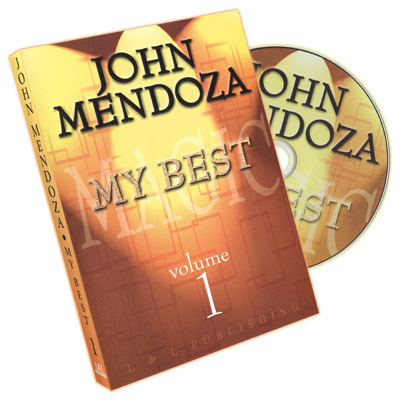 My Best - Volume 1 by John Mendoza - DVD
